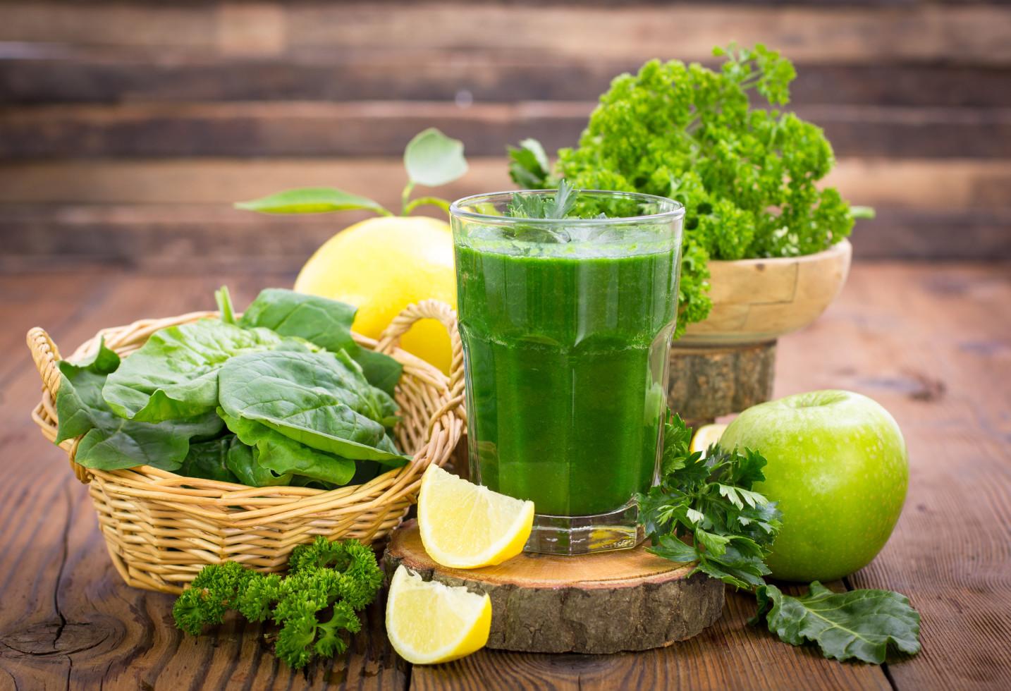 Зеленые коктейли кто употреблял